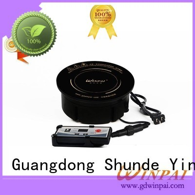 WINPAI Custom small induction hot plate manufacturer for indoor