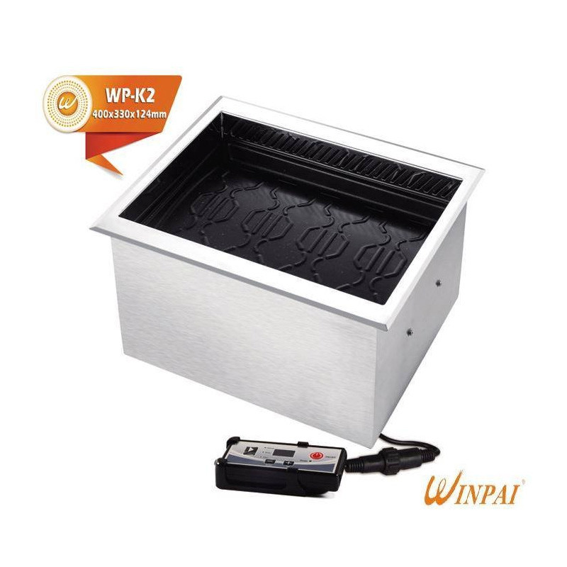 Korean Electric BBQ Grill / Smokeless BBQ Grill Manufacturer-CNWINPAI