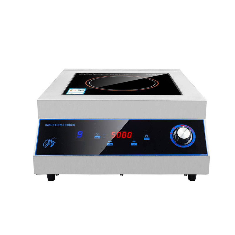 New Design 5000 Watts Commercial Induction Cooker For Frying - Buy Stand For Induction Cooker,Commercial Induction Cooker