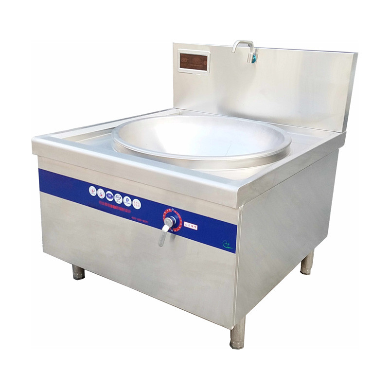 Commercial Single-Head Induction Wok