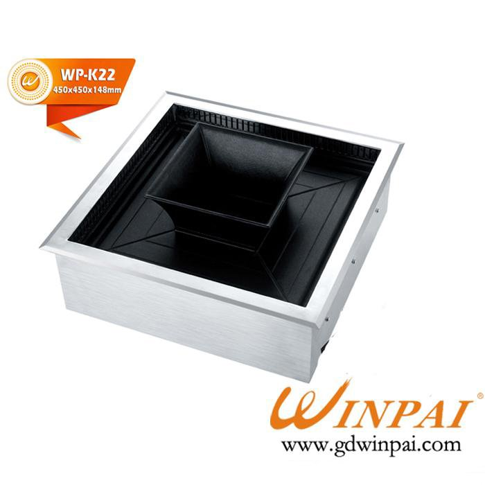wireless new bbq for sale built manufacturer for restaurant-WINPAI-img