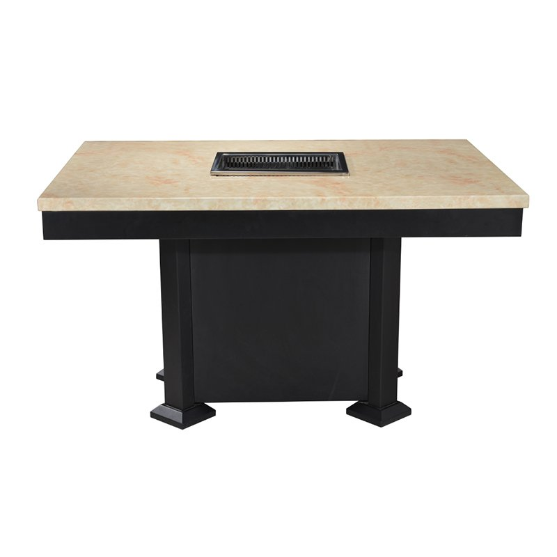 WINPAI base barbecue table plans manufacturers for cafe-WINPAI-img