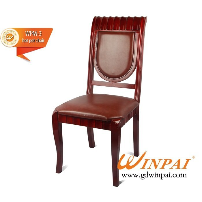Stylish hot pot restaurant chair, dining chairs,WINPAI