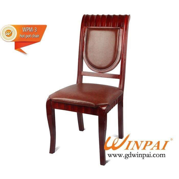 Stylish hot pot restaurant chair, dining chairs,WINPAI