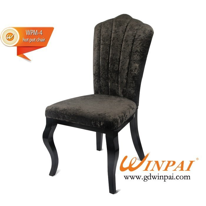 Upscale hot pot chairs, hotel chairs,restaurant dining chairs-WINPAI