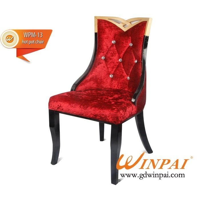 Elegant dining chair,hotel,restaurant,banquet chair in Guangdong,foshan-WINPAI