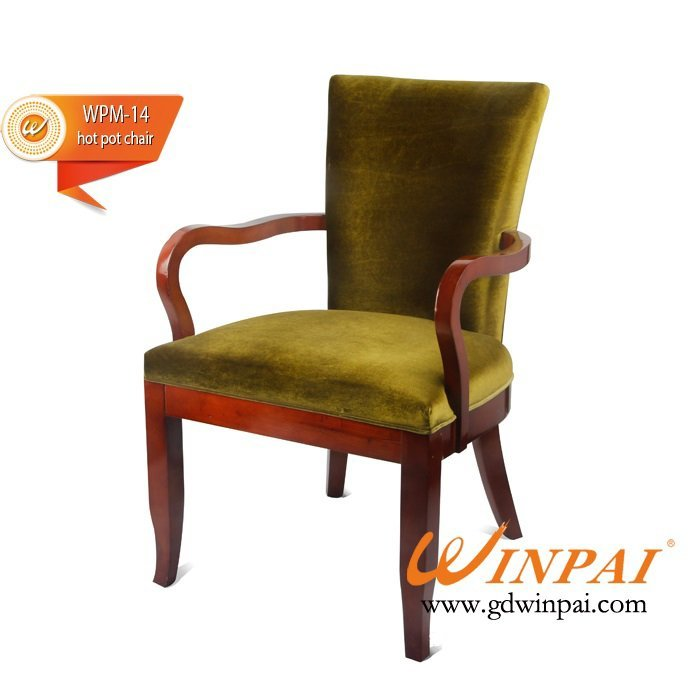 Simple Design Wooden Chair, Dining Chair-WINPAI