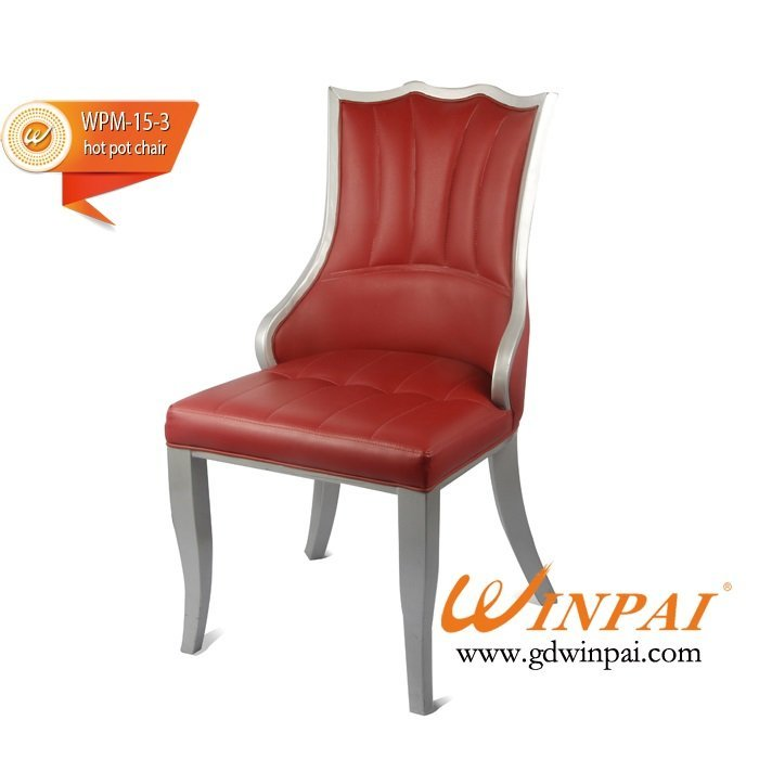 Modern dining chair,wooden chair produced in Shunde,Guangdong- WINPAI