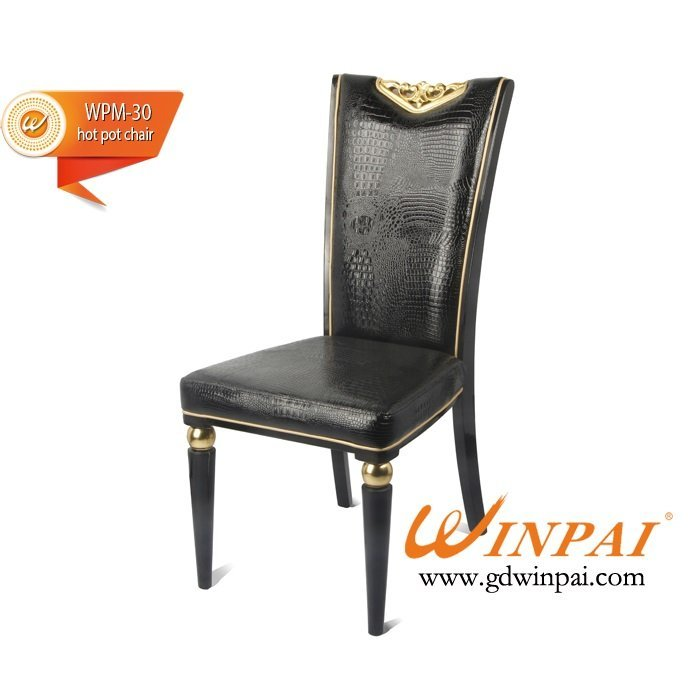 North America Markets Hot Sales Manufacturer Product WINPAI Dining Chair