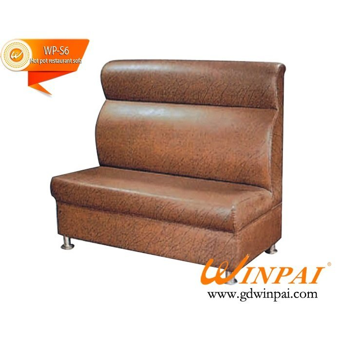 WINPAI good quality Hot pot restaurant,KTV box sofa seat,hotel sofa