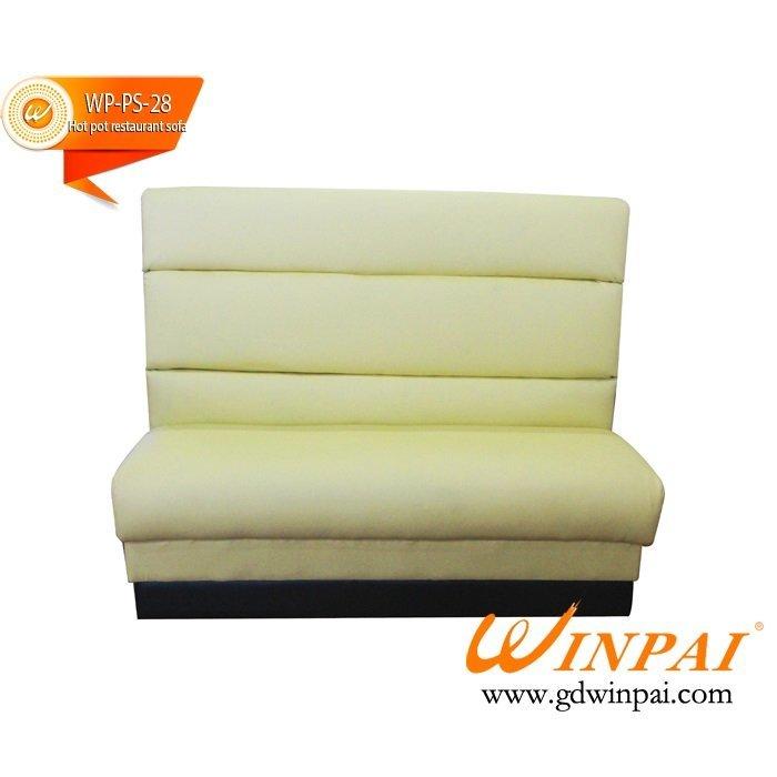 The new sofa for cafe restaurant,hot pot restaurants,hotel,KTV-WINPAI