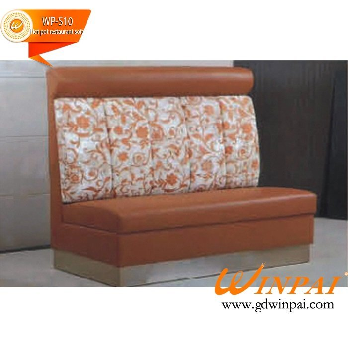 Best sale hot pot restaurant,hotel,KTV bench and sofa-OEM-WINPAI