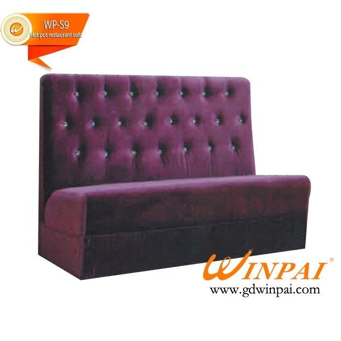 2015 Hot pot bench and sofa OEM-WINPAI