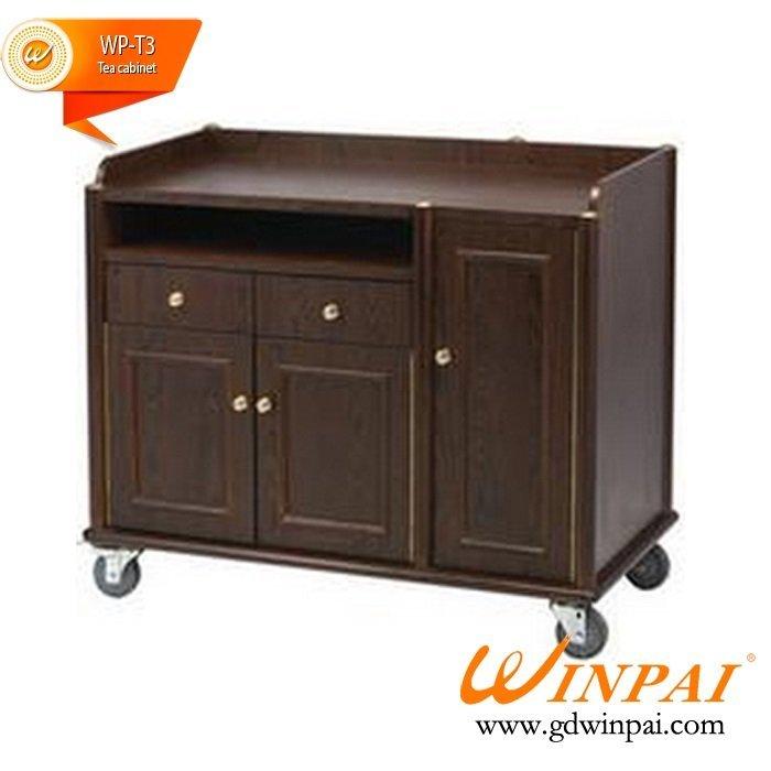 American style Wood Tea cabinet,Cupboard of WINPAI