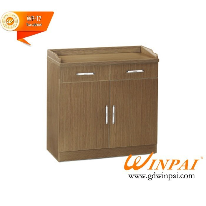 Hot selling hotel sideboard / tea cabinet / restaurant sideboard / tea cabinet