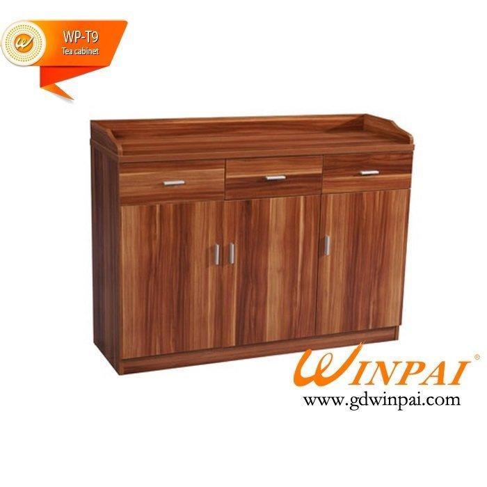 WINPAI modern wooden tea bag chest Suppliers for restaurants