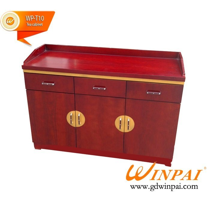 WINPAI Modern minimalist sideboard tea cabinet wood wine cabinets