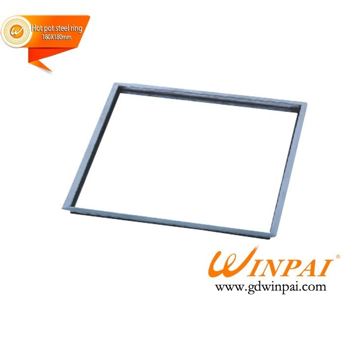 Square Hot Pot Pot Ring produced by WINPAI