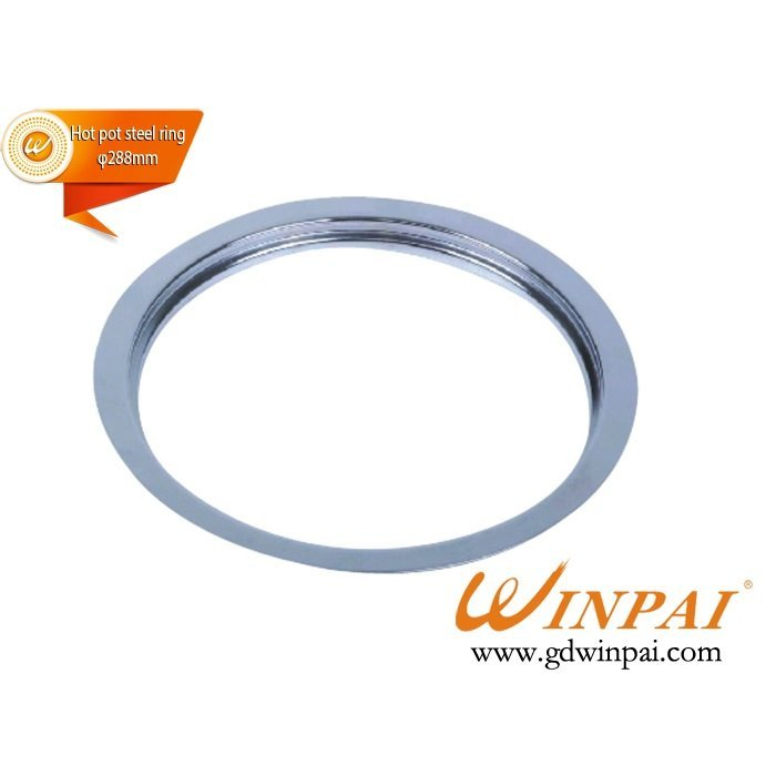 Hot saleing Round Stainless Steel Hot Pot Pot Ring-WINPAI