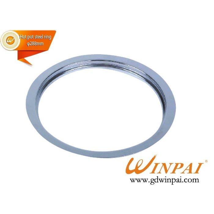 WINPAI Custom Hot Pot Steel Ring for business for restaurants