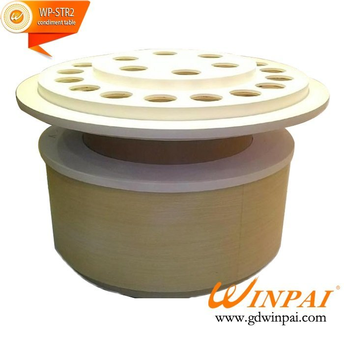 high quality picnic bench condiment holder by Supply for hotels