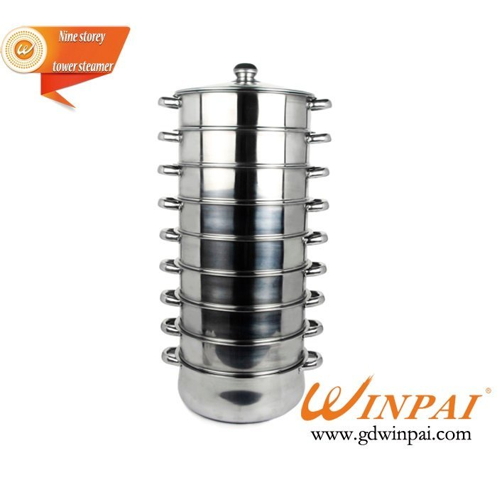 WINPAI high efficiency best vegetable steamer intelligent for home