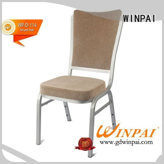 comfortable Metal hot pot chair dinning wholesale for living room