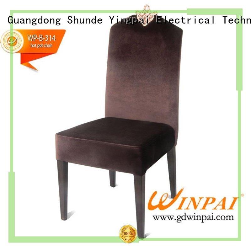 WINPAI winpai metal restaurant chairs series for dinning room