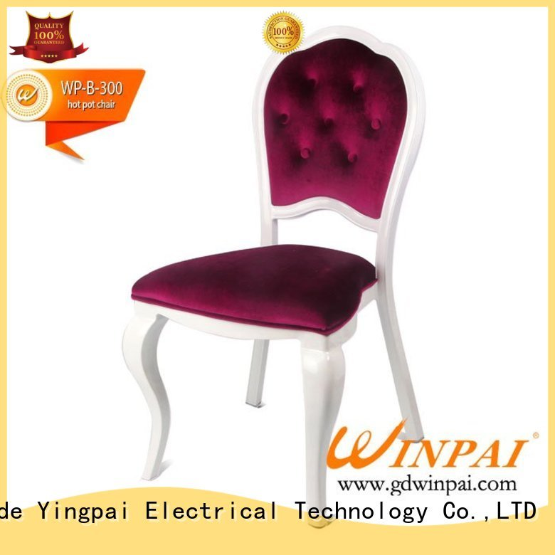 professional custom hot pot chairchairs supplier for home