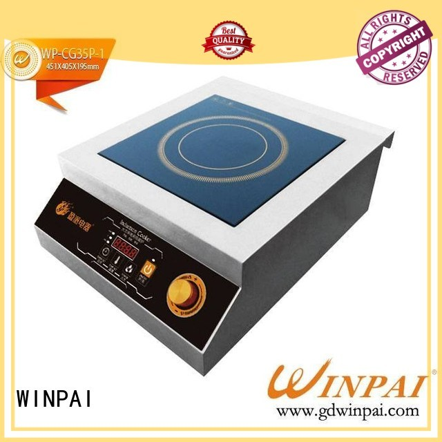 WINPAI Latest best price for induction cooker company for indoor