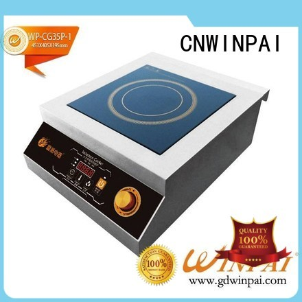 CNWINPAI Brand condiments copper stock pot stationwinpai supplier