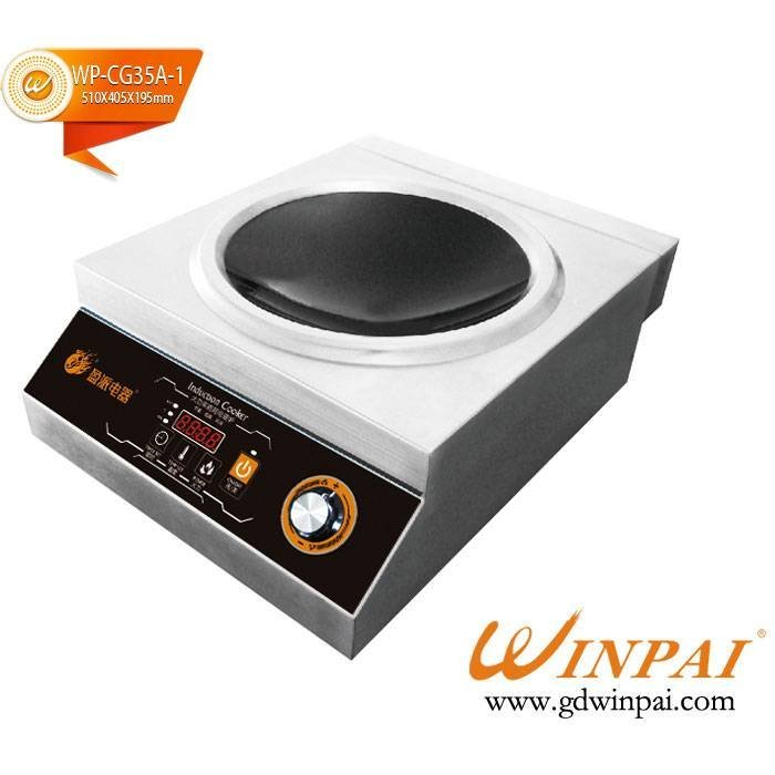 professional cost of induction cookware equipment for business for restaurant