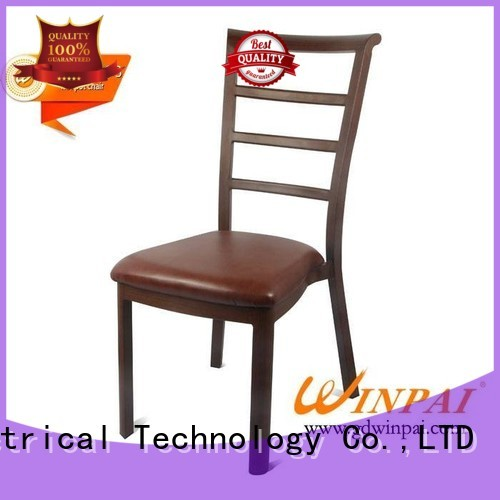 WINPAI Custom Hotel Reception Chair Suppliers for home