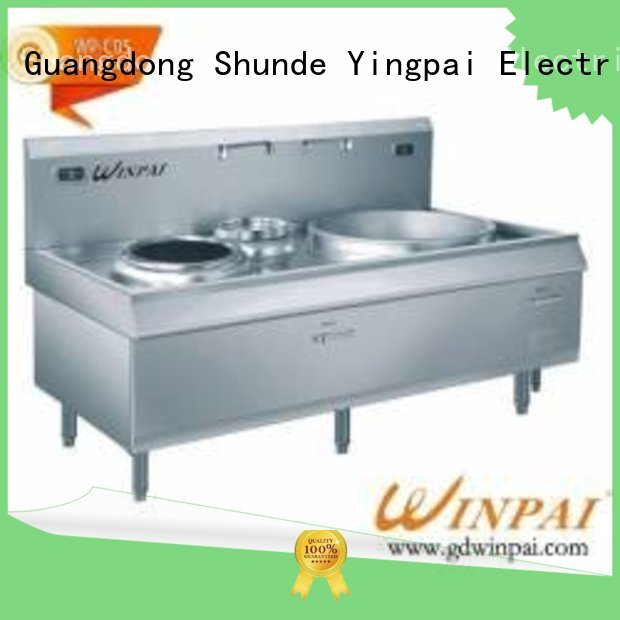 winpai single copper stock pot 2000w characteristic WINPAI Brand