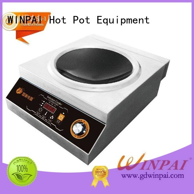 WINPAI High-quality copper hot pot wholesale for indoor