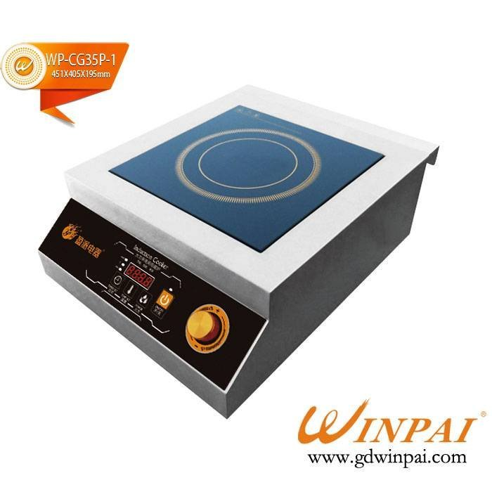 2015 Microcomputer Industrial Electric Commercial Induction Cooker-WINPAI