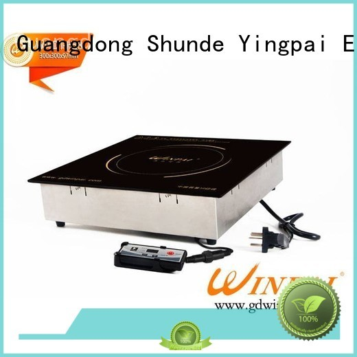 Wholesale stationwinpai cafe hot pot cookware CNWINPAI Brand