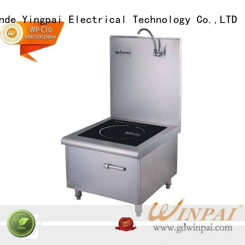 WINPAI Top buy induction hot plate company for villa