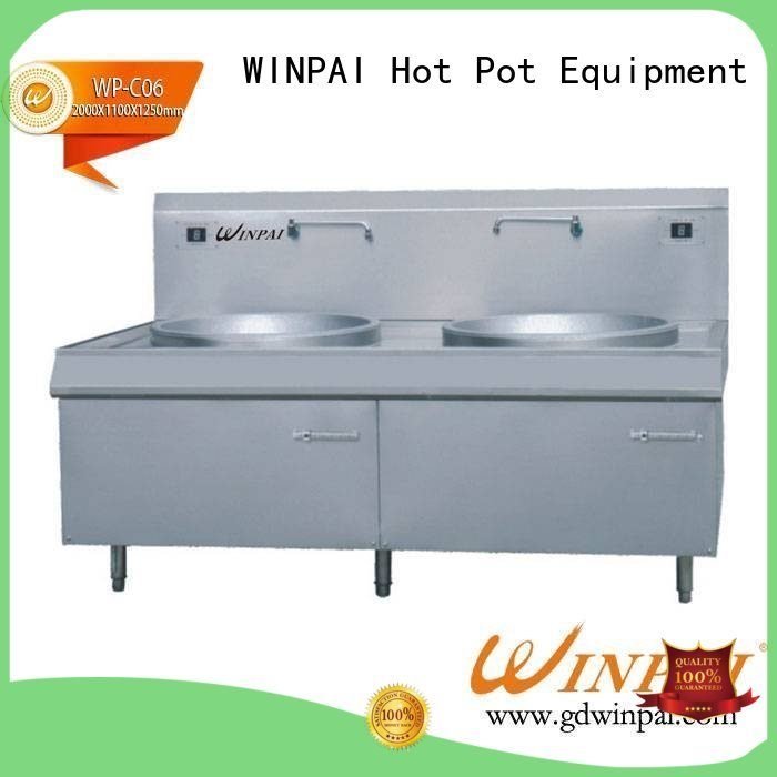 WINPAI kitchen price induction cooktop supplier for home