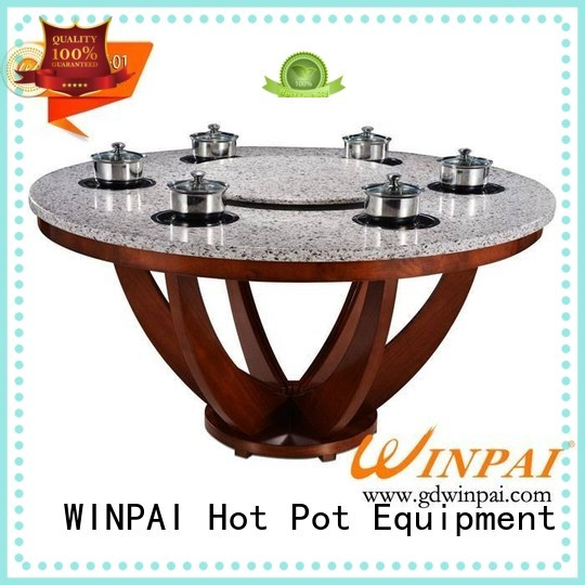 safety asian hot pot cookware solid manufacturer for cafe