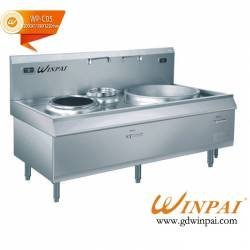 The high-power commercial induction cooker pot with kitchen-WINPAI
