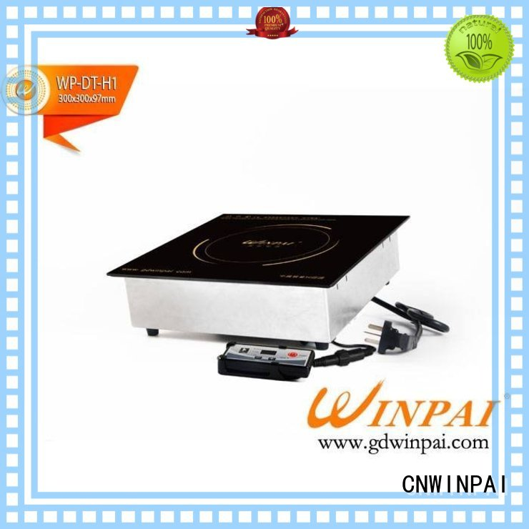 Quality CNWINPAI Brand chinawinpai car hot pot cookware