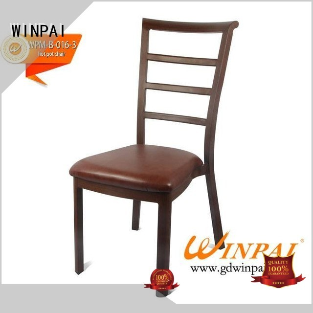 professional metal chairs red armrest manufacturer for home