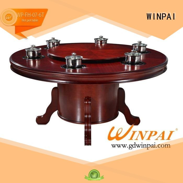 WINPAI authentic hot pot for business for restaurant