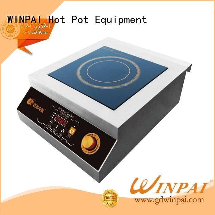 safety hot pot cooker single manufacturer for villa