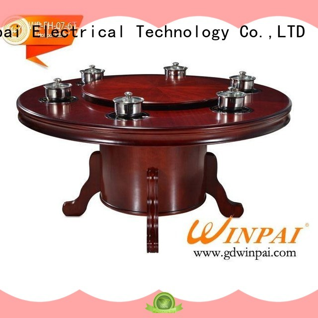economical stainless steel pot hotpot wholesale for star hotel