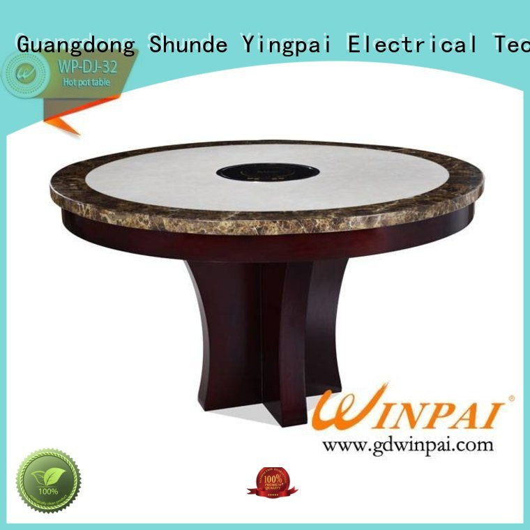 WINPAI safety hot pot stockpot hotel for cafe