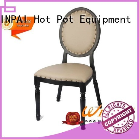 WINPAI comfortable metal armless chairs supplier for living room