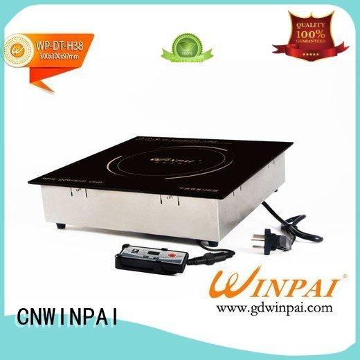 copper stock pot singlehead CNWINPAI Brand hot pot cookware