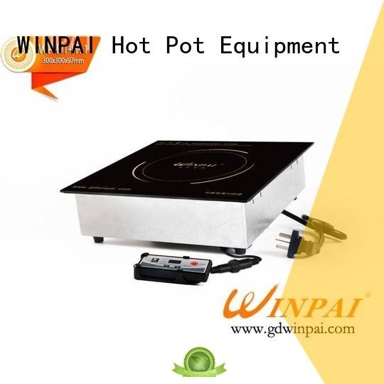 high efficiency hot pot cooker steel wholesale for indoor